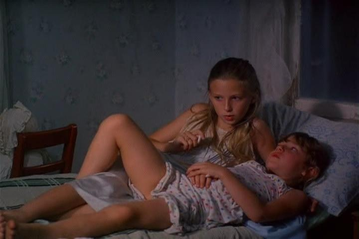 Miranda Stuart Rhyne and Charlotte Eve Blythe in Angela ...