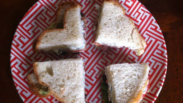Cobb Club Sandwich | Sandwiches | Pinterest