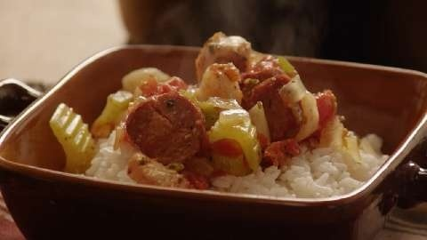 Colleen's Slow Cooker Jambalaya | In this video, you'll see how easy ...