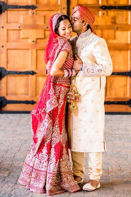 Beautiful Indian Brides South Asian Wedding Inspiration