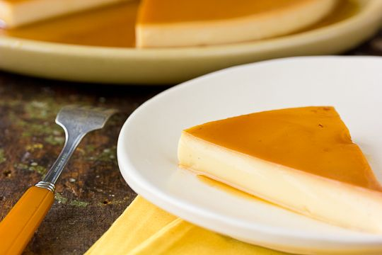 Brazilian-style Flan (Pudim de Leite Condensado) | Recipe