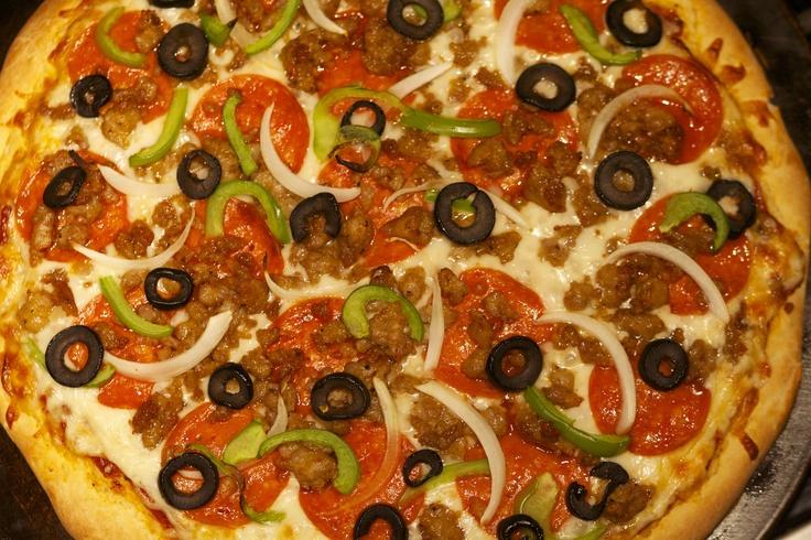Gluten Free pizza dough!! | Gluten Free | Pinterest