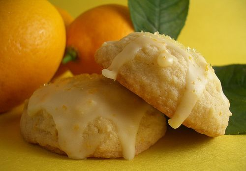 Glazed Lemon Cookies. | Favorite Recipes | Pinterest