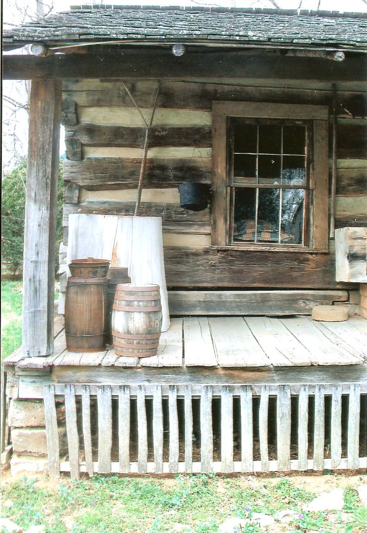 Log Cabin Museum Of Appalachia Cabins And Cabin Gardens