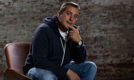 Christos Tsiolkas: 'I learnt to feel Australian by travelling to Europe'