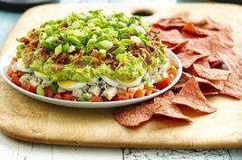 Cobb Salad Dip | { food - apps & dips } | Pinterest