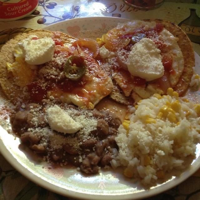 Huevos Rancheros | Mexican | Pinterest