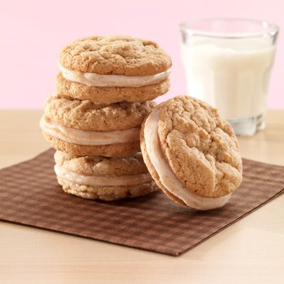 snickerdoodle sandwich cookies land o lakes make my own snickerdoodles ...