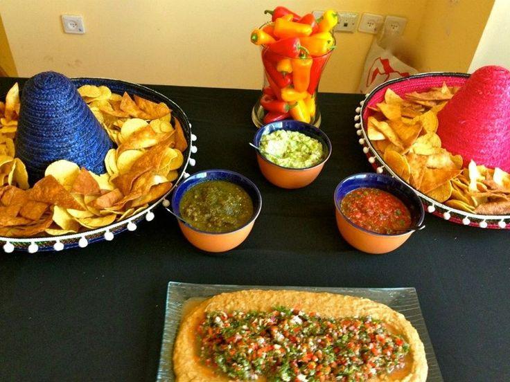 Gourmet mexican dinner fiesta party ideas pinterest for Gourmet dinner menu ideas