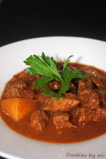 Beef Goulash | Carnivore | Pinterest