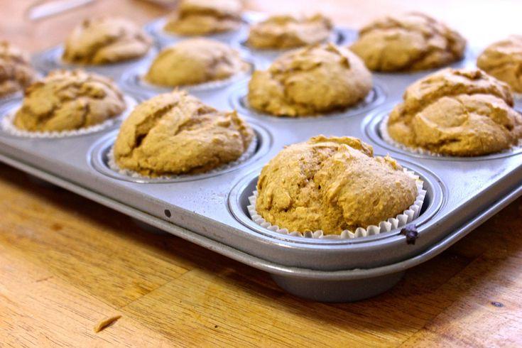 easy pumpkin spice muffins | Quick breads & muffins | Pinterest