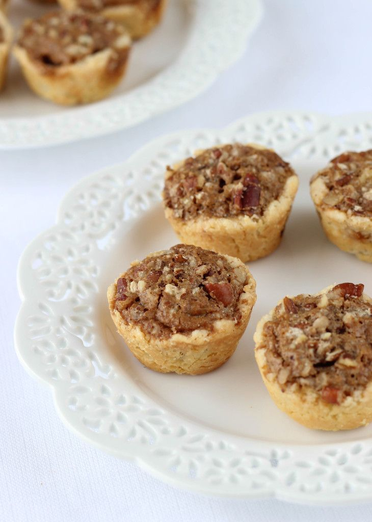 Great-Grandmother Rosa's Pecan Tassies | Cakes & Cookies | Pinterest