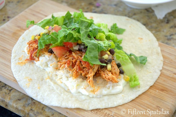 Braised Chicken Tacos Recipes — Dishmaps