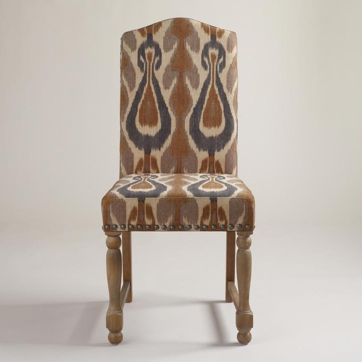 Amber Ikat Walter Chair | World Market