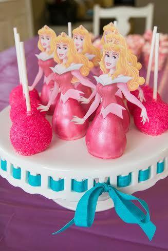 Most Amazing Cake Pops EVER!   http://mycrazysavings.com/2014/10/how-to-have-a-fun-princess-slumber-party/ #Shop #CBias #DisneyBeauties