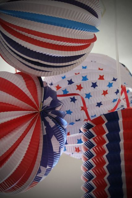 4th Of July Decorations Holiday Pinterest