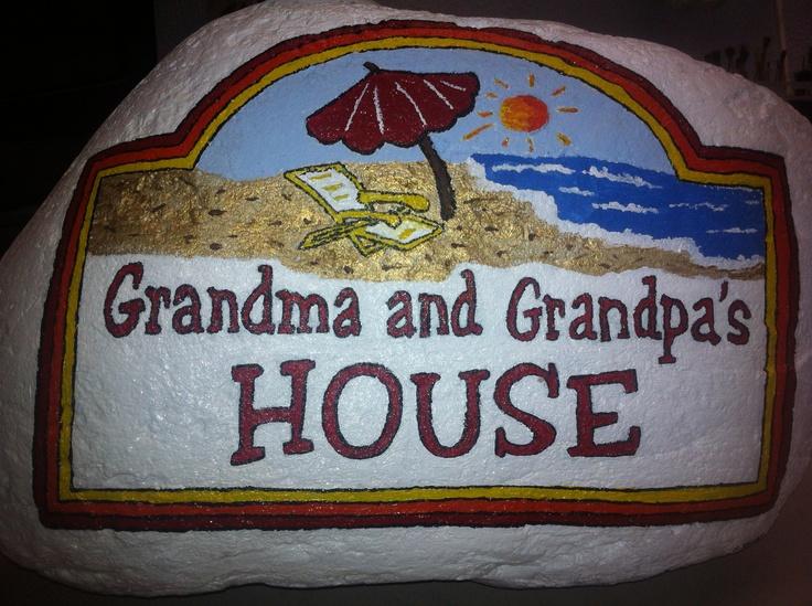 My grandma house