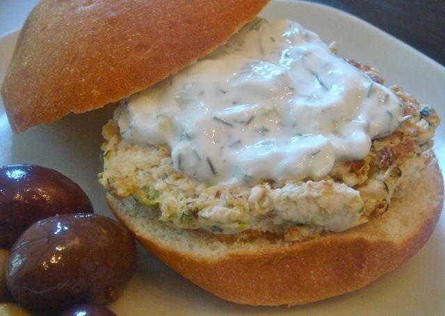Zucchini Feta Turkey Burgers | Fitness! | Pinterest
