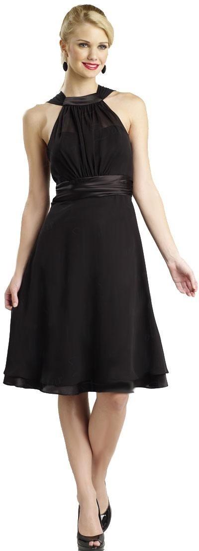 Halter Top Cocktail Dresses - Formal Dresses