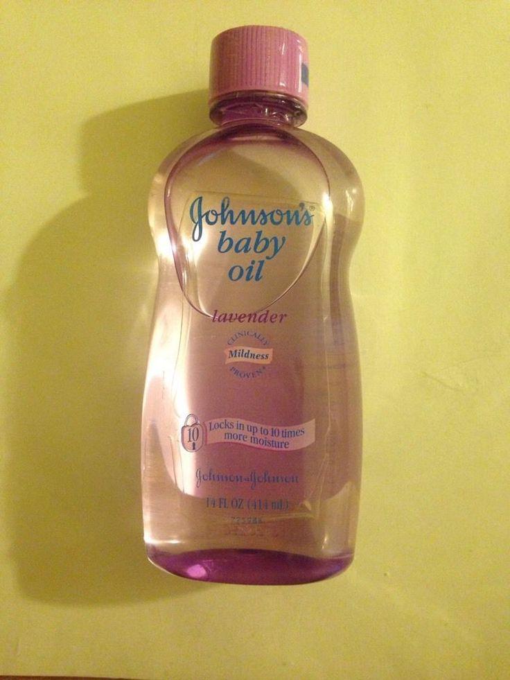 Масло для младенцев Джонсон Беби с ромашкой Отзывы