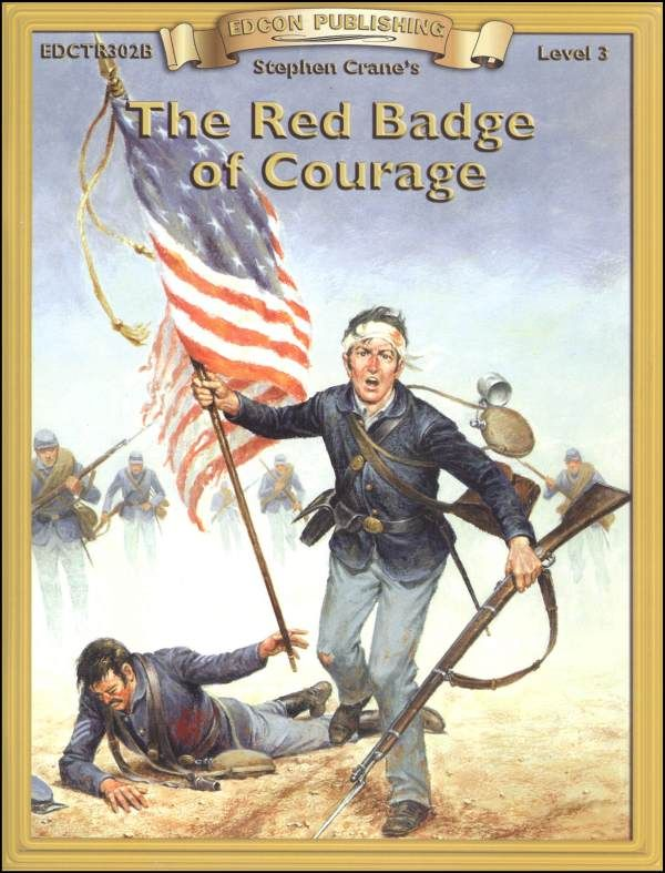 red badge of courage analysis essay