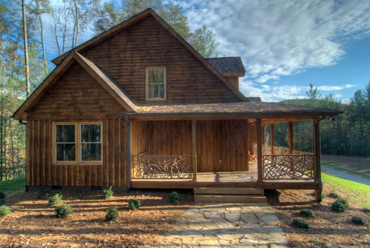 Small log cabins for sale in nc mountains for Small rustic cabins for sale