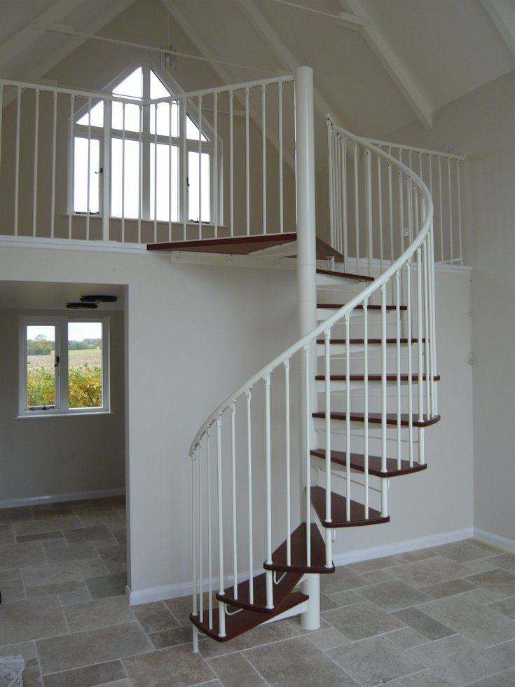 Best Metal Spiral Stair Kits Stairs Pinterest 400 x 300