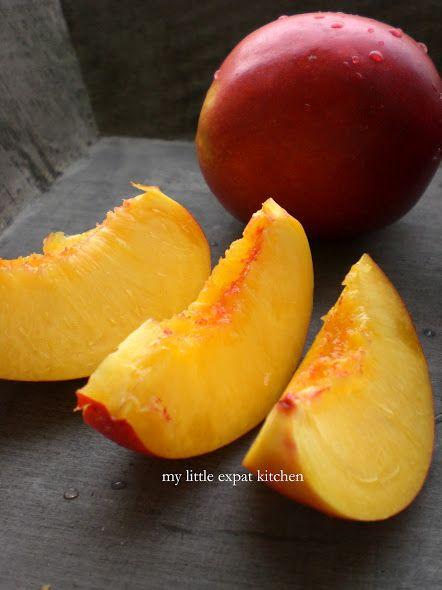 Nectarine jam | Let's Pickle and Jam | Pinterest
