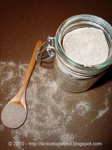 sale aromatizzato - aceto balsamico