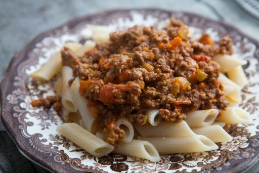 Quick Bolognese Sauce | foods to make | Pinterest