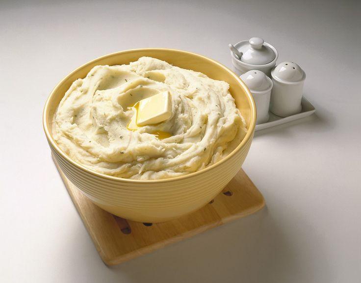Basic Mashed Potatoes | Hidden Valley® | Side dishes | Pinterest