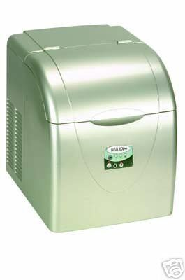 Ice Maker MAXXPlus Portable Countertop Ice Maker Read Full Review ...