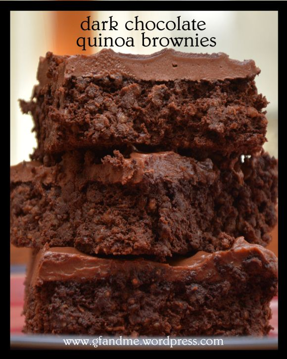 More like this: quinoa , nutella and chocolates .