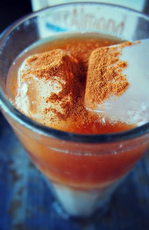 30 Calorie Iced Chai Tea Latte | I want you in my belly | Pinterest