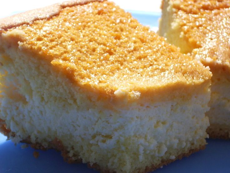 Ricotta Cake...aka Italian Love Cake...this recipe is almost the same ...