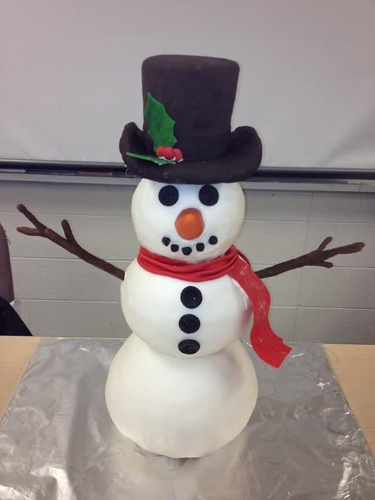 Cake Decorating Contest Categories : Pin by Duff s Cakemix on Winter Decorating Contest Pinterest