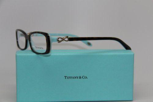 Tiffany Eyeglass Frames With Crystals : Tiffany Eyeglasses TF2058 8134 size 52mm by Tiffany & Co ...