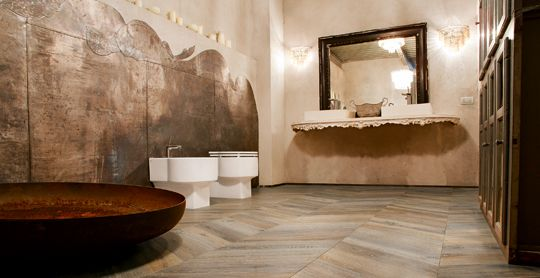 Il parquet in bagno + posa  Home Sweet Home  Pinterest