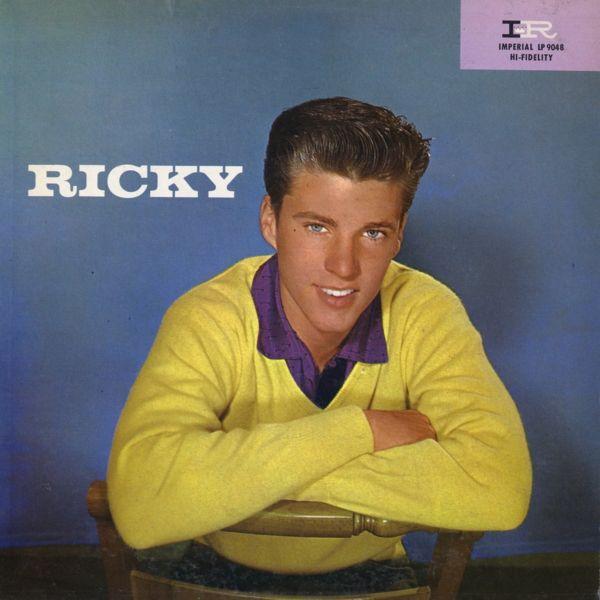 Ricky Nelson Rare Records Pinterest