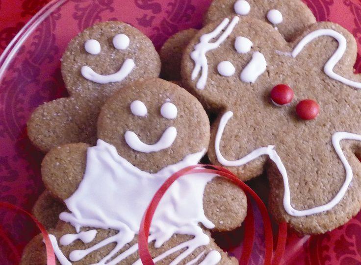 Gluten-Free Gingerbread Men | Recipe