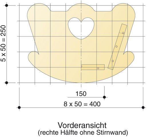 Схемы кроватки для кукол деревянные