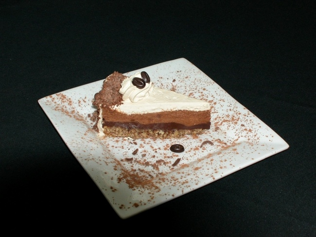 Lake Elmo Inn - Restaurant Chocolate Coffee Toffee Torte #LakeElmoInn