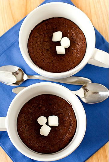 baked hot chocolate - http://www.browneyedbaker.com/2012/02/14/baked ...