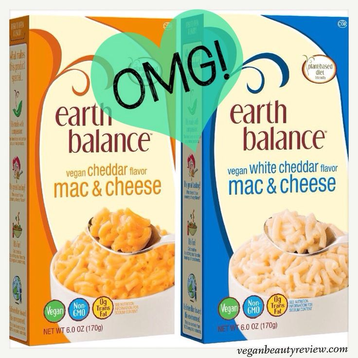 earth balance # vegan mac amp cheese via vbreview