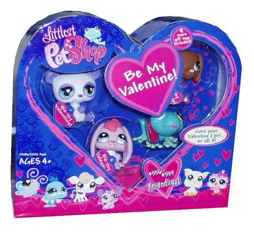 valentine's day pet toys