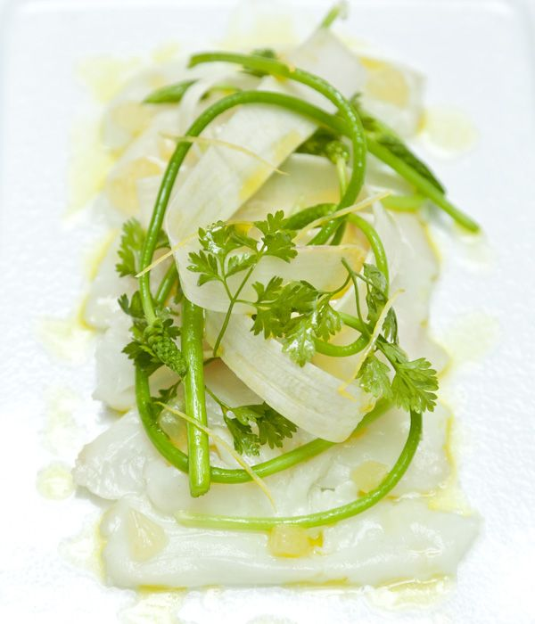 This marinated halibut recipe is testament to how simple preparation ...