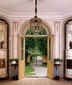 Design Chic: French Doors
