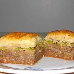 Almond Baklava | Recipe