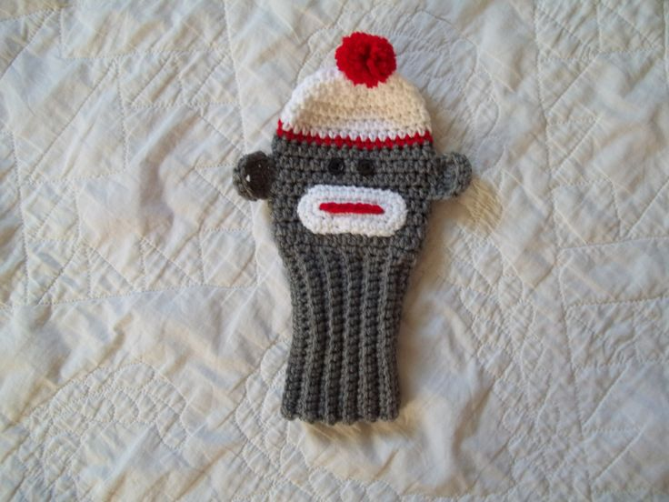 Pin by Kaydees Country Cottage on Knit Golf Club Covers ...