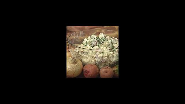 By: P. Allen Smith | [vinaigrette, sour cream, mayo, horseradish, dill ...